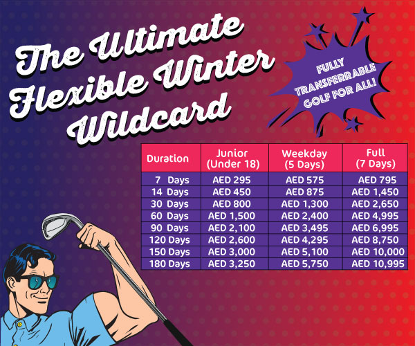 Ultimate Flexible Winter Wildcard